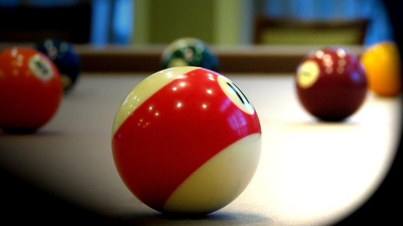 Pool Balls!!